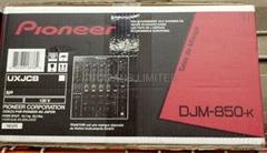 DJ MIxer Original Pio - neer DJM 850-S Bundle