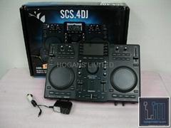 Original DJ Mixer Stanton SCS 4DJ