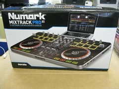 Original Numark Mixtrack Pro II 2 Channel DJ Controller with Audio I/O