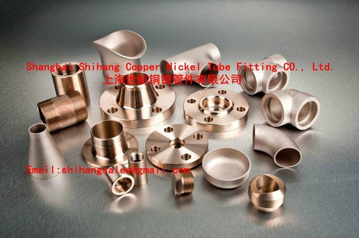 Copper Nickel Pipe Fittings 1