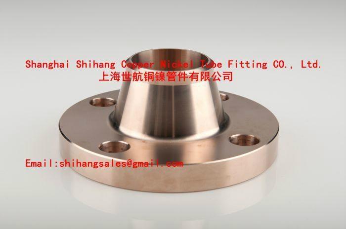 Copper Nickel Flange EEMUA 145/ANSI B16.5 1