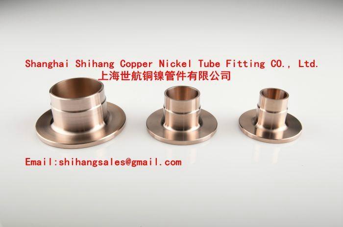 Copper Nickel Stub end Flange EEMUA 145/ANSI B16.5 1