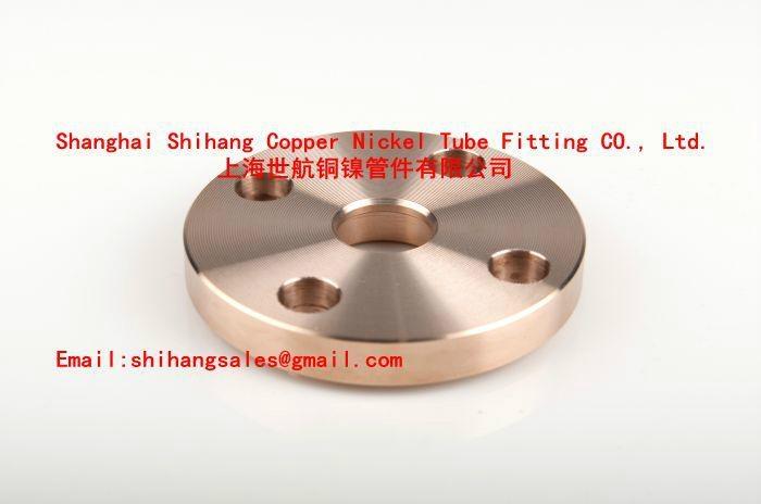 Copper Nickel blind Flange EEMUA 145/ANSI B16.5 1