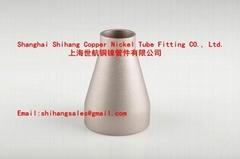 Copper Nickel Reducer EEMUA 145/ANSI B16.5
