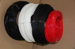 硅橡膠玻璃纖維套管