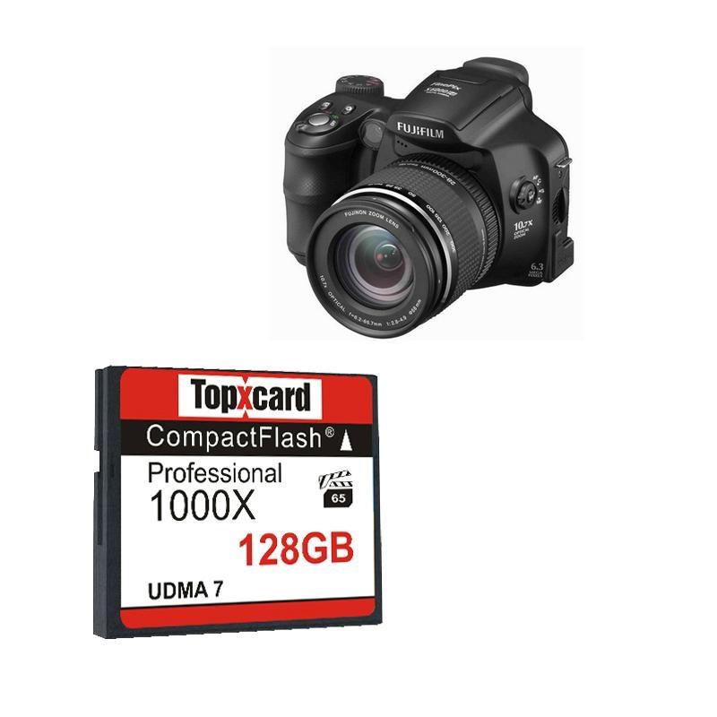Super Stability CF Memory Card 128GB 1000x UDMA 7 150MB/S work SLR Compact Flash 1