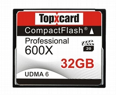 Super Stability CF card memory 32gb 600x 95MB/S Compact Flash Memory 32GB Card D