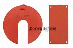 硅橡膠電加熱板