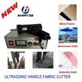 ultrasonic linen fabric cutting machine