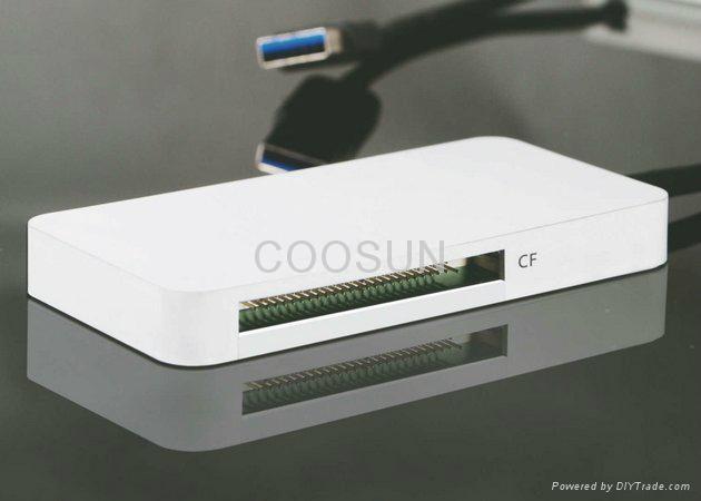 USB 3.0 3-slot card reader 1