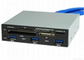 USB 3.0 internal combo