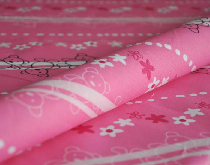 polyester printed fabric 1