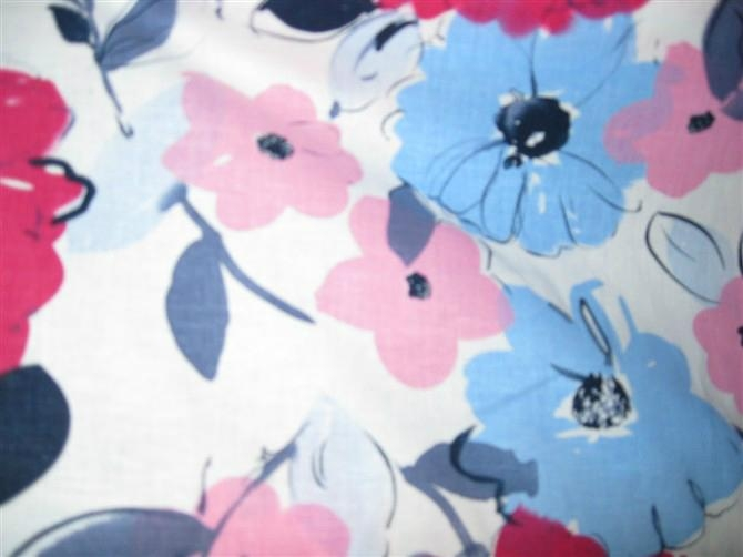 cotton printed fabric 1