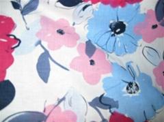 cotton printed fabric