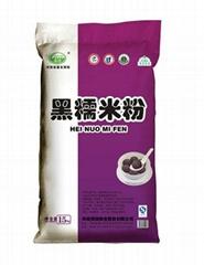 黄国粮业水磨黑糯米粉