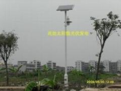 5W太陽能庭院燈
