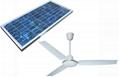 Solar fan 3