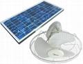Solar fan 4
