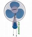 Solar electric fan 5