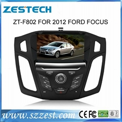 Most Popular car dvd player for Ford Focus 2012