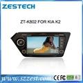 ZESTECH central multimedia car dvd for