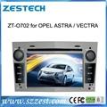 ZESTECH car dvd gps for OPEL ASTRA -