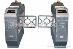廠家304不鏽鋼三輥閘智能通道閘系統標準三棍閘
