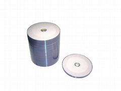 White inkjet printable Blank DVD 4.7GB 16X 120MINS