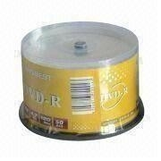 Brand printed Blank DVD+/-R 16X 4.7GB 120MINS silver shiny shith purple color