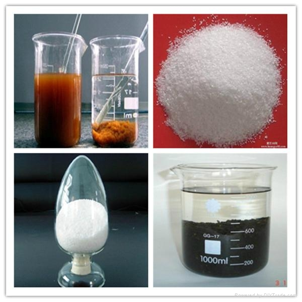 water treatment chemical polyacrylamide 5