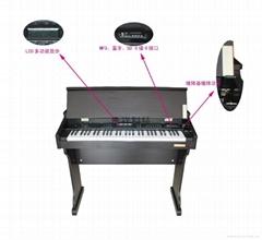 多功能教学型电钢琴