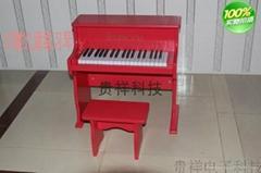 优必胜可爱37键儿童练习电子琴