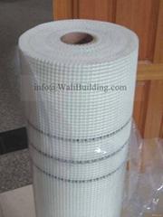 Fiberglass alkalie-resistance mesh