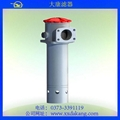 TF-100铸铝吸油过滤器 单