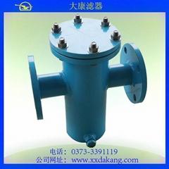 DN50-DN250碳鋼籃式過濾器