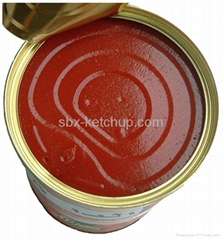 Canned tomato paste 2013 crop