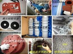 熱硫化模壓發泡硅橡膠密封元件