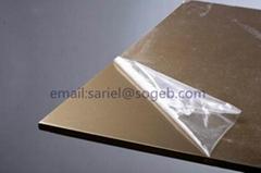 UV coating decorative board
