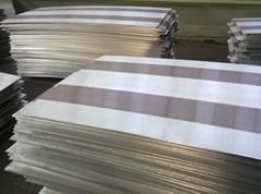 Best quality aluminum cooper composite panels