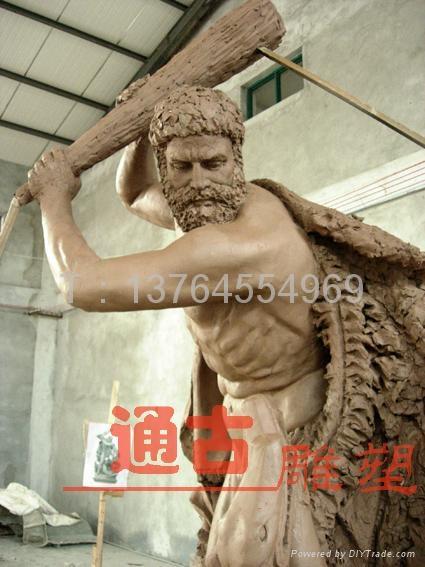 西方人物雕塑 2