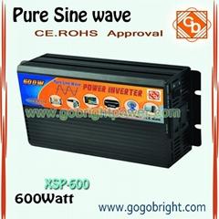 600w pure sine power off grid inverter XSP-600