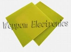 FR-4 glass fiber board ( Halogen-free fiberboard)