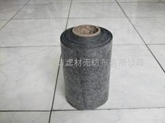 中纺活性炭熔喷口罩布