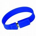 Printing Logo USB Wristbands
