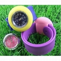 2013 Silicone Slap Watch Band