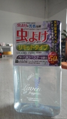 liquid mosquito repellent