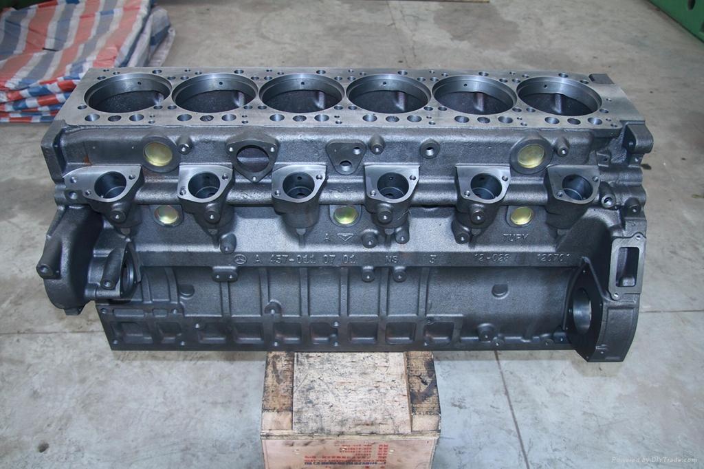 Mercedes benz om457la cylinder block china manufacturer for Mercedes benz second hand parts