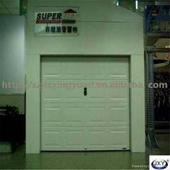 Automatic Overhead Sectional Garage Door