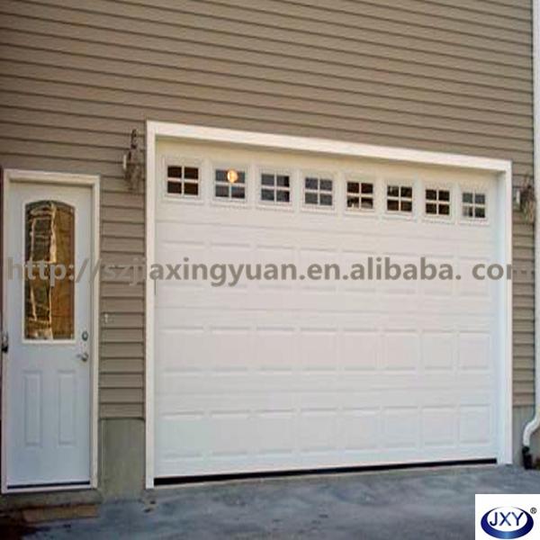Automatic Overhead Sectional Garage Door 3