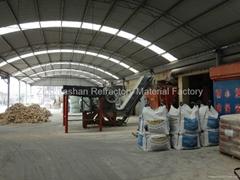 Zibo Tashan Refractory Material Factory